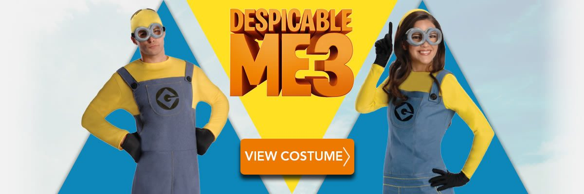 Despicable Me 3 Costumes
