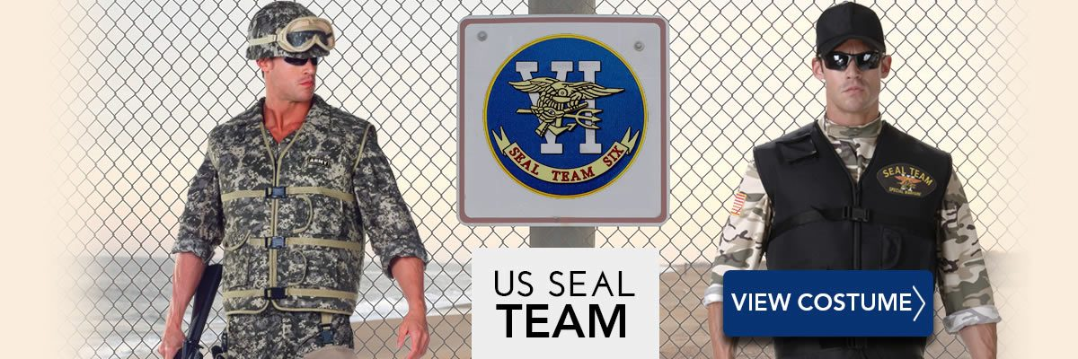 US SEAL Team Costumes