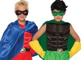 Be Your Own Hero Costumes