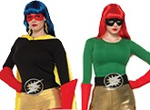 Be Your Own Hero Woman Costumes
