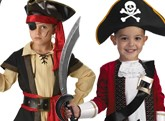 Boys Pirate Costumes