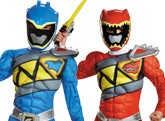 Boys Power Rangers Costumes