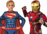 Boys Superhero Costumes