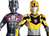 Boys Transformers Costumes