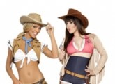 Cowgirl & Religious Costumes