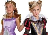 Girls Deluxe Costumes