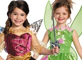 Girls Angel & Fairy Costumes