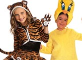Girls Animal And Bug Costumes