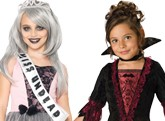 Girls Halloween Costumes