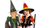 Witch & Vampire Costumes