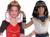 Girls Historical Costumes