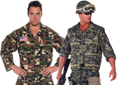 Mens Army Costumes