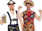 Mens Holiday Costumes
