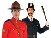 Mens Police Costumes