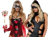 Womens Sexy Club Costumes
