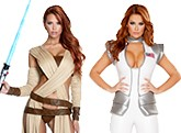 Star Wars and Star Trek Costume