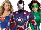Teen Super Hero Costumes