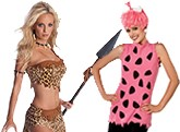 Womens Cavewoman Costumes