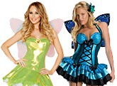 Womens Angels and Fairies Costumes