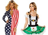 Womens Holiday Costumes