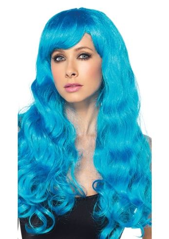 Adult Star Bright Long Wavy Wig  sc 1 st  The Costume Land & Adult Star Bright Long Wavy Wig | $14.99 | The Costume Land
