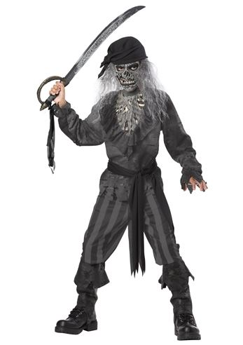 Click here to view Large Image  sc 1 st  The Costume Land & Kids Ghost Ship Pirate Boys Costume | $42.99 | The Costume Land