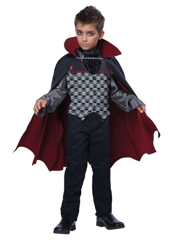 Click here to view Large Image  sc 1 st  The Costume Land & Kids Count Bloodfiend Boys Vampire Costume | $38.99 | The Costume Land