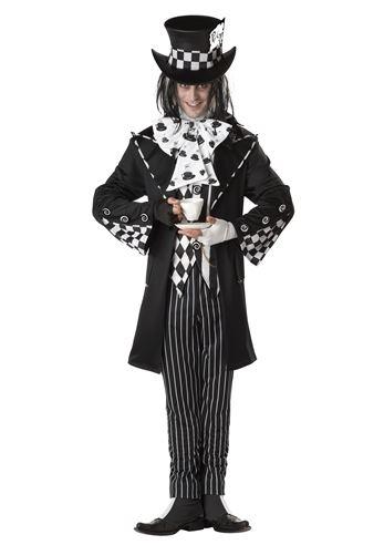 Adult Dark Mad Hatter Mens Halloween Costumes | $36.99 | The Costume Land  sc 1 st  The Costume Land & Adult Dark Mad Hatter Mens Halloween Costumes | $36.99 | The Costume ...