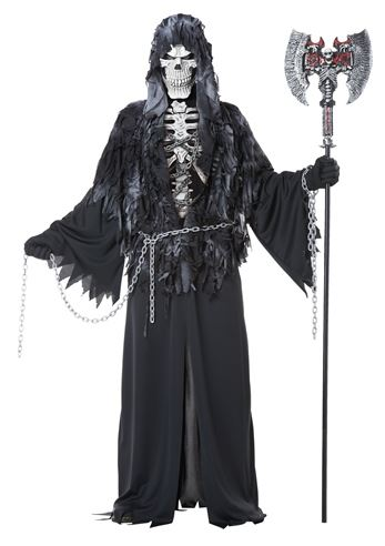 Adult Evil Unchained Men Halloween Costume | $56.99 | The Costume Land