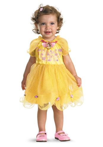 b709856c66cf Kids Belle Disney Princess Toddler Costume | $14.99 | The Costume Land