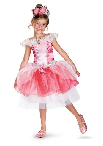 Click here to view Large Image  sc 1 st  The Costume Land & Kids Aurora Disney Princess Girls Costume | $49.99 | The Costume Land