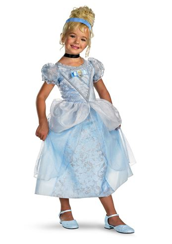 Cinderella Halloween Costume for girls