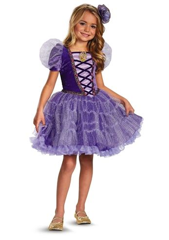 Click here to view Large Image  sc 1 st  The Costume Land & Kids Rapunzel Girls Disney Princess Costume | $63.99 | The Costume Land