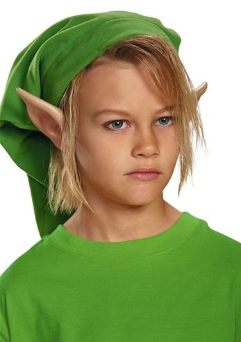 sc 1 st  The Costume Land & Kids Zelda Link Hyalin Boys Ears | $7.99 | The Costume Land