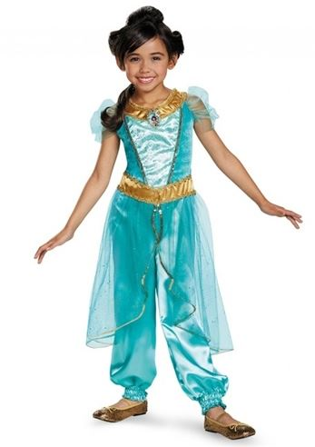 Kids jasmine disney princess girls costume 3599 the costume land altavistaventures Choice Image