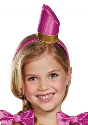 Lippy Lips Shopkins Girls Costume Dress and headpiece Halloween ...