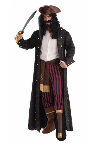 Click here to view Large Image  sc 1 st  The Costume Land & Adult Peg Leg Pirate Men Pirate Costume | $93.99 | The Costume Land