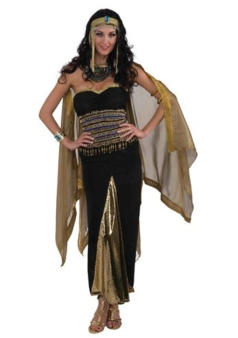 Superior Adult Priestess Of The Nile Woman Egyptian Costume | $55.99 | The Costume  Land