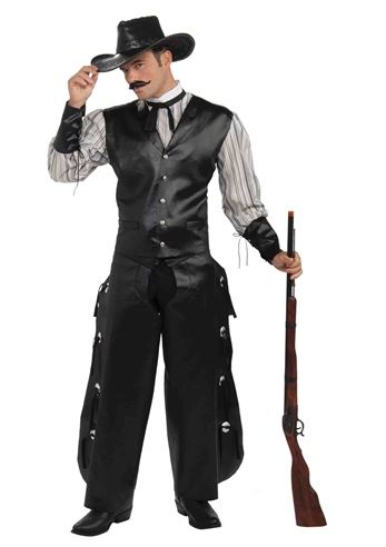 Click here to view Large Image  sc 1 st  The Costume Land & Adult West Rogue Gambler Men Cowboy Costume | $30.99 | The Costume Land
