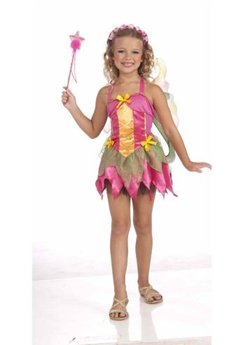 c34235865de Kids Garden Fairy Girls Costume