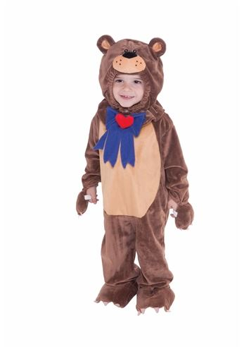Click here to view Large Image  sc 1 st  The Costume Land & Kids Teddy Bear Toddler Costume | $22.99 | The Costume Land