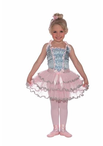 Click here to view Large Image  sc 1 st  The Costume Land & Kids Ballerina Princess Girls Costume | $20.99 | The Costume Land