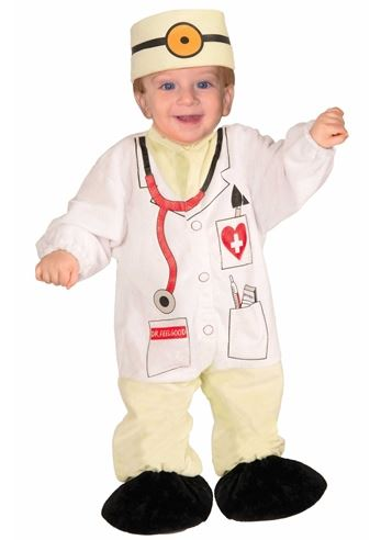 sc 1 st  The Costume Land & Kids Doctor Toddler Costume | $15.99 | The Costume Land
