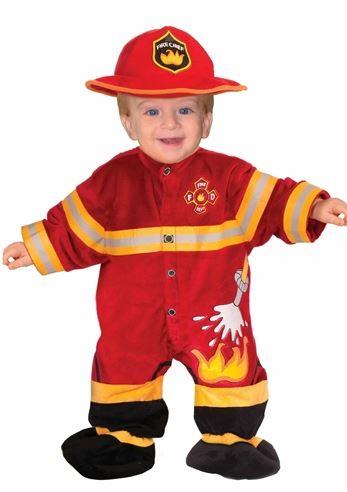 sc 1 st  The Costume Land & Kids Fireman Toddler Costume | $15.99 | The Costume Land