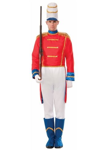 Adult Toy Soldier Men Costume 4199 The Costume Land