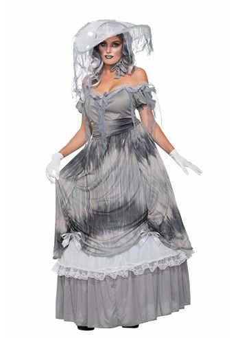 Click here to view Large Image  sc 1 st  The Costume Land & Adult Zombie Dead Bride Woman Costume | $52.99 | The Costume Land