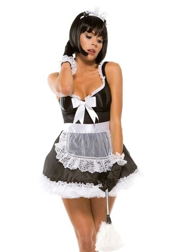 Adult domesticated delight french maid costume 5599 the adult domesticated delight french maid costume solutioingenieria Gallery