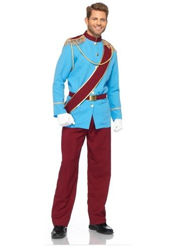 Adult Deluxe Prince Charming Disney Men Costume 46 99 The