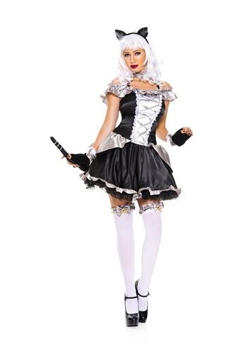 sc 1 st  The Costume Land & Adult Anime Cat Woman Costume | $37.99 | The Costume Land