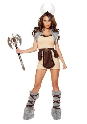 adult blog costume costume halloween viking woman